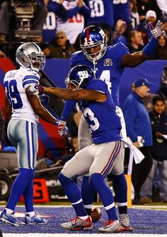 Odell Beckham Jr. doing the nae nae for his touchdown #socute #eyecandy Pictures - New York Giants - ESPN