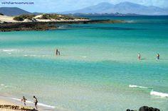 Playas de Jandia. Fuerteventura Islas Canarias, Spain.