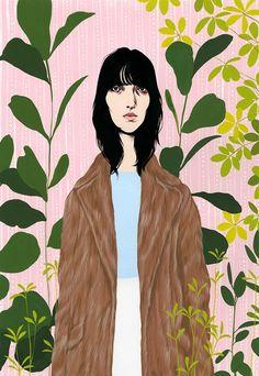 Fashion Illustrations by Bijou Karman (1)
