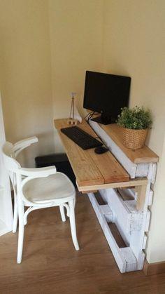 8 ideas originales para hacer muebles con palets