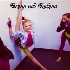 Brynn Rumfallo and Dylynn Jones Fresh Faces Dance, Brynn Rumfallo, Dance Studio, Dancers, Gymnastics, Strength, Club, Celebrities, Fitness