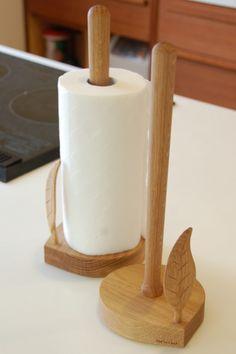 SOETACRAFT -Kitchen Paper Stand-