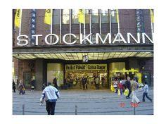 It is a huge department store downtown in Helsinki