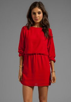 EIGHT SIXTY Dress in Red at Revolve Clothing - Free Shipping!