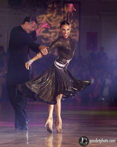 Photo taken at the Millennium Ballroom & Latin Dance Competition in Tampa Bay, Florida by Joe Gaudet. GaudetPhoto.com