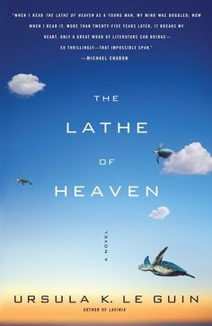 When students of mine get hooked on dystopian science fiction like The Hunger Games and ask me for recommendations, The Lathe of Heaven is the first title I say. Le Guin, a titan of science fiction and fantasy, is at her weirdest — in the best way — in this novel of dreams and shifting futures.