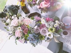 Beautiful colora #floral #inspiration #pink #giftideas