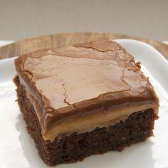 Cake - Peanut Butter Fudge