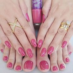 Ideas For Pretty Pedicure Colors Manicures Pedicure Colors, Manicure E Pedicure, Nail Colors, Pedicures, Mani Pedi, Pretty Toe Nails, Gorgeous Nails, Cute Nails, Hair And Nails