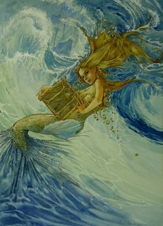SIREN SONG — noonesnemesis: Ed Org Mermaid