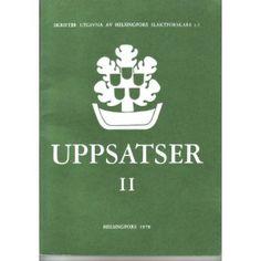 Uppsatser II (1978)
