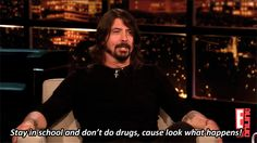 26 Things That Scientifically Prove That Dave Grohl Is The Coolest Dude In Music