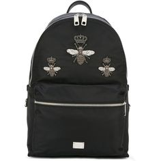 Many Kinds Of For Sale Volcano designers patch backpack - Grey Dolce & Gabbana Sale Online Cheap Very Cheap For Sale Online 6MXnpQ