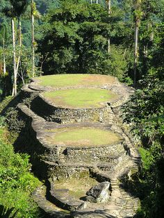 The lost City Colombia Ciudad Perdida by Thinking Nomads, via Flickr