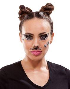 "Face Art Tattoo ""Katze"" € 3,50"