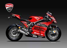 Motosketches: DUCATI SUPERDESMO R Audi Sport, Classic Series, Motorcycle Design, Motogp, Ducati