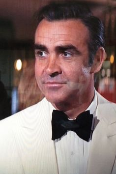 James Bond, Sean Connery, the Gold standard......!