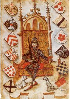 Duke Gerard II. of Jülich-Berg, 1480