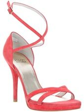 stuart weitzman...these in blue would be perfect wedding shoes!!