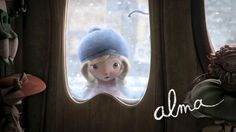 """Alma is a 2009 Spanish short film produced by ex-Pixar animator Rodrigo Blaas. It was received notable recognition at the Fantastic Fest awards. The word """"alma"""" in Spanish means """"soul"""". Wall E, Stop Motion, 3d Cartoon, Cartoon Characters, Storyboard, Cgi, 3d Character, Character Design, Dreamworks"""