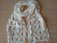 Tina's handicraft : crochet stitch