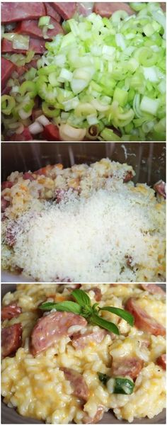 Risoto em 15 minutinhos! É rápido e delicioso! #risoto #delicioso #pratico #receita #gastronomia #culinaria #comida #delicia #receitafacil
