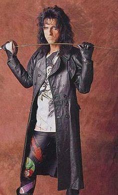 Picture of Alice Cooper