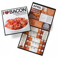 I Love Bacon Calendar