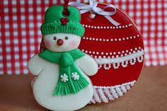 Resultado de imagen de galletas disney navidad