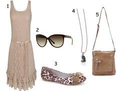 Vi no site da revista atrevida esses acessórios, o vestidinho e o sapatinho, baseados em um dos looks da Taylor Swift, amei *-*