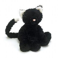 Fuddlewuddle Black Kitty