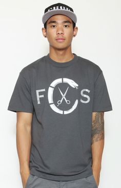 FCS T-Shirt by Frank151 at MOOSE Limited