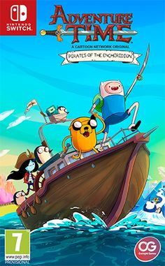 It's Adventure Time!Finn and Jake have saved the Land of Ooo more times than they can count—but, this time, they might be in over their heads.&nbs...