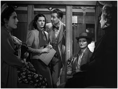 'The Lady Vanishes,' Alfred Hitchcock (1938)