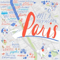 24 Hours in Paris Travel Guide by Anne Dittmeyer