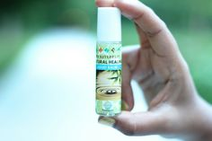 Natural Healing Liquid Balm Review by our lovely blogger..