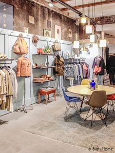 Beautiful store in Amsterdam, Tenue de Nimes #tenuedenimes: