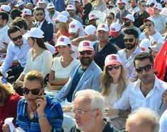 Supporting Democracy in Yenikapı square rally 7/8/2016