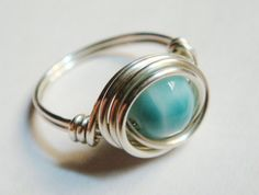 Silver Ring   Silver  Sterling Silver Ring   by SpiralsandSpice, $29.95