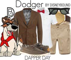 Disney Bounding: Dodger!