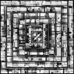 "U-Bahn-Mosaik-Videoschnecke - ""Underground Circuit"" von Yuge Zhou New York Subway, Nyc Subway, Folk Religion, Station To Station, Cycle Of Life, U Bahn, Video Artist, Buddha Art, Panel Art"