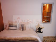 Villa Surya by Dfrost Almugar Surf House & Yoga Morocco  The double rooms