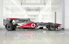 2010 McLaren MP4-25 Image