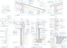 Farm + Forest House  ::  Passive House Details