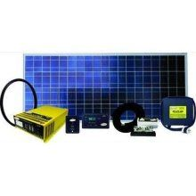 Go Power! 120 Watt Solar RV Kit