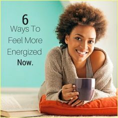 Click here to find out our 6 tips to start feeling more energized! Stop making excuses and get fired up!
