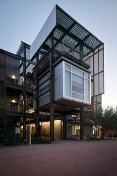 Lake|Flato Architects and RSP Architects, ASU Polytechnic Academic Buildings