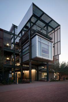 ASU Polytechnic Academic Buildings, Arizona, Lake|Flato Architects + RSP Architects