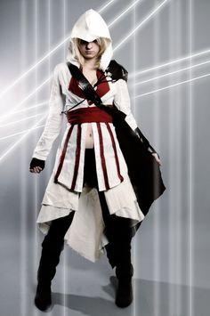 Ezio. Assesin Creed. Cosplayer: Lexa 'aka' Alexa Karii 'aka' Don´tTellMe. From. Russia. Residence: Boston, US.