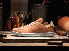 Adidas Originals s'associe cette saison à la tannerie Horween Leather, fondée il y a plus d'un siècle aux Etats-Unis.